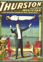 thurston,magicien,camping,spectacles,enfants,saroyan,mariages