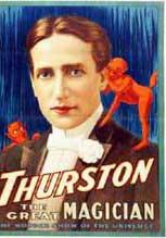 thurston,magicien,animation camping,spectacles,enfants,saroyan,mariage