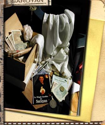 magicien saroyan spectacle ecoles references. Black Bedroom Furniture Sets. Home Design Ideas