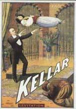 kellar,harry KELLAR,magicien,magiciens,magique,spectacle de magie,magie,saroyan
